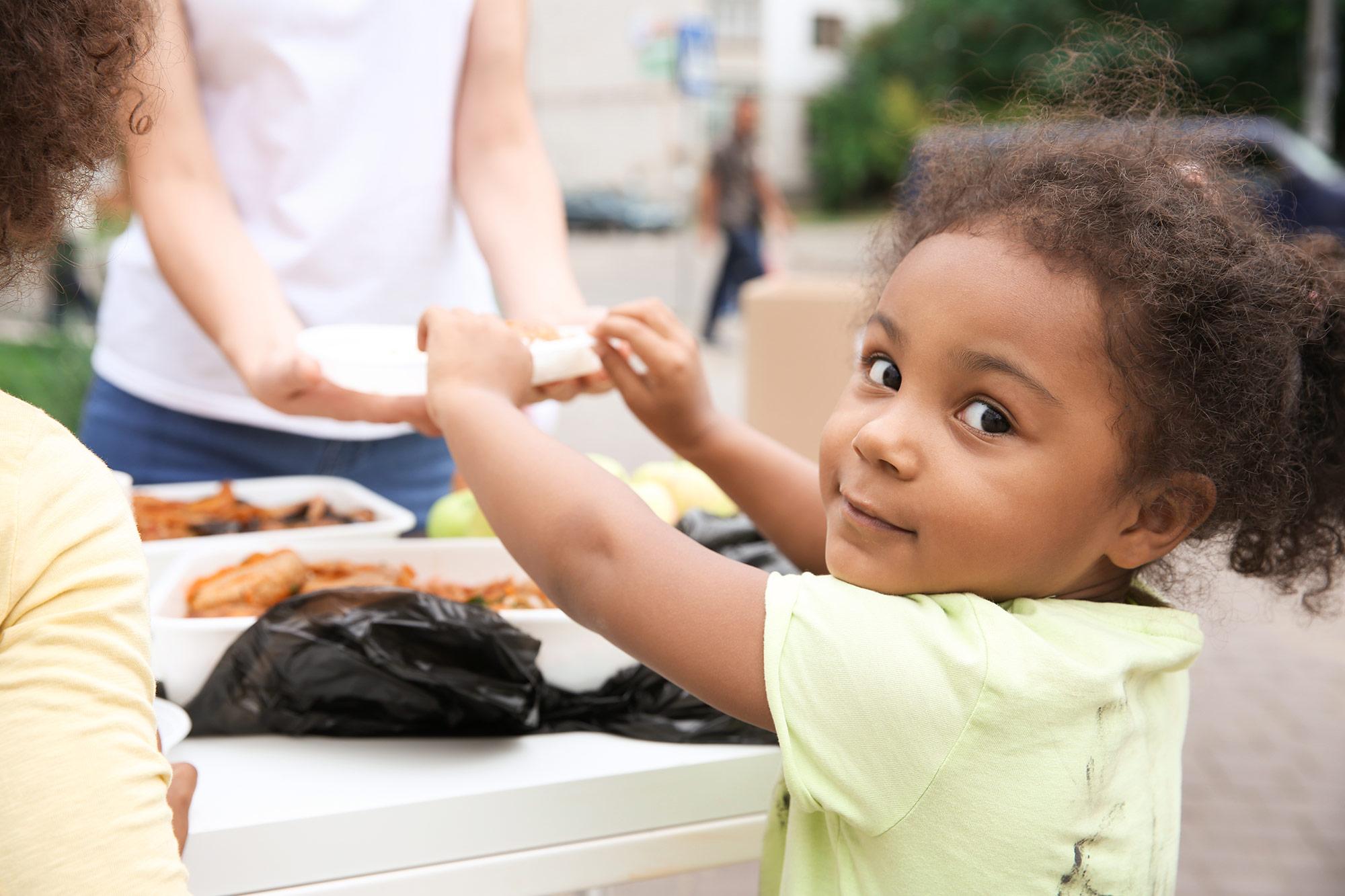 Charity Activity in Atlanta